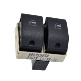 Switch Doble de Elevador Eléctrico de Ventana Original para Lupo, CrossFox, Sport Van