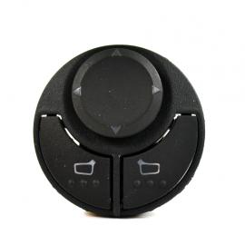 Switch de Posición de Lunas de Espejo Laterales Original para Lupo, Cross Fox