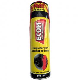 Limpiador en Spray de Sistemas de Freno Ecom