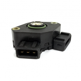 Sensor TPS para Passat B3, Passat B4, Golf A3  y Jetta A3 1.8 Hella