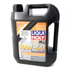 Garrafa de Aceite Liqui Moly 10W-40 Semi-Sintético