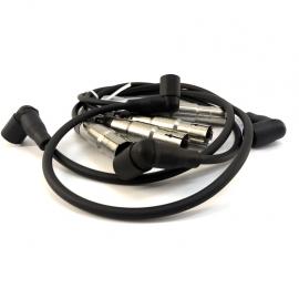 Cables de Bujía de Motor sin Distribuidor Beru Gris para Pointer G4