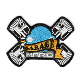 Parche Garage de Mario