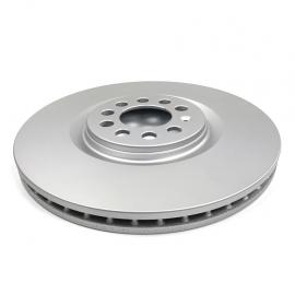 Disco de Freno Ventilado Delantero Pagid para Jetta Clásico GLI 2.0, Bora GLI 2.0T, Toledo 2.3, Audi A3 1.8, TT 1.8