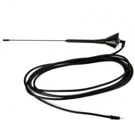 Antena de Toldo con Base y Cable Pontic para Chevy, Pointer