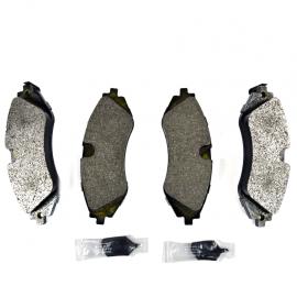 Balatas delanteras para Aveo, Optra y Pontiac G3 LUK