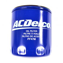 Filtro de aceite para Aveo, Chevy C1, C2, C3, Corsa, Astra, Equinox, Optra, Tornado, Zafira AC-DELCO