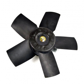 Motoventilador de 5 aspas BOSCH para chevy C1, C2, C3 (SIN AIRE ACONDICIONADO)