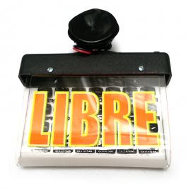 Bandera de Taxi LED