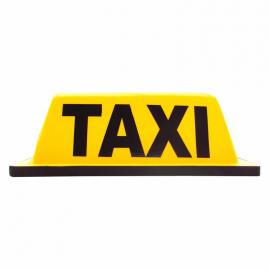 Copete de Taxi Amarillo prisma (oficial)