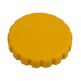 Tapón de Aceite Amarillo de Motor con Uñas Bruck para Chevy