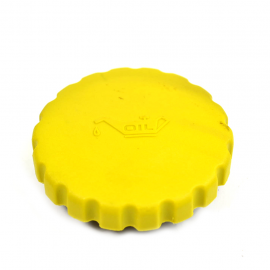 Tapon de aceite amarillo de chevy