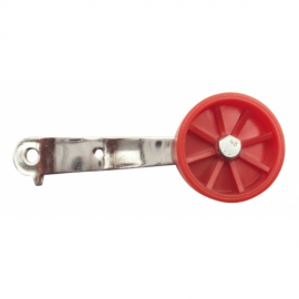 Pedal de Acelerador Tipo Roller Color Rojo para VW Sedan, Brasilia, Safari