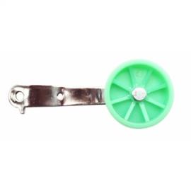 Pedal roller verde