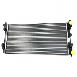 Radiador de Agua de Motor Valeo para Vento, Gol G5, Polo, Ibiza MK4