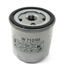 Filtro de Aceite de Motor Mann Filter para Golf A7, Up!, Polo 9N3, Ibiza Mk4, Toledo Mk4 1.4L TSI