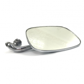 Espejo Izquierdo para Combi 1600 Cromado (ZAMAK)