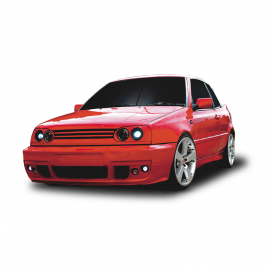 "Facia Delantera ""FULL"" para Golf A3 y Jetta A3 Automagic"