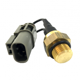 Bulbo Interruptor de Moto Ventilador HELLA con Conector Corto para Tsuru 3 Motor GA8DE de 8 Válvulas