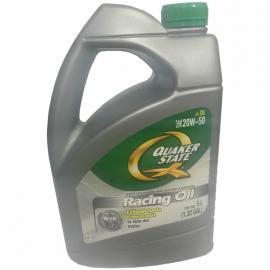 Garrafa de Aceite QUAKER STATE Multigrado Mineral 20W-50 para Motores a Gasolina