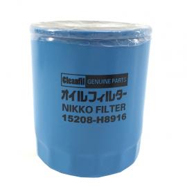 Filtro de Aceite de Motor Cleanfil para Tsuru Motor 8 Valvulas, Pick Up 720, Ichi Van, Tsubame