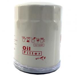 Filtro de Aceite de Motores 1.6L, 2.4L Motorfil para Tsuru 3, Sentra B14, Pick Up D21, Tsubame