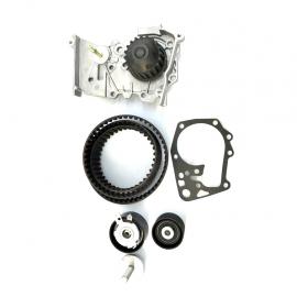 Kit de Distribución de Motor GATES con Bomba de Agua para Patina, Aprio, Clío, Kangoo