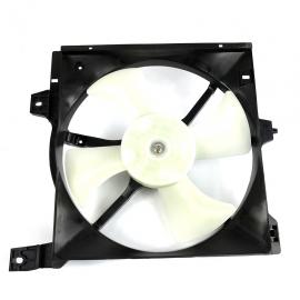 Motoventilador de Radiador de Motor con Aspas y Tolva Best Cooling para Tsuru 3 sin Aire Acondicionado