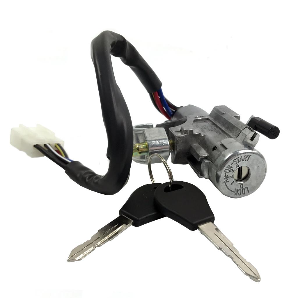 Cilindro de Switch de Arranque con llave, Base y Pastilla ...