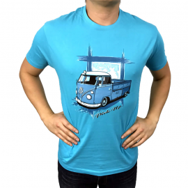 "Camiseta ""Combi Pick-up"" (Azul)"