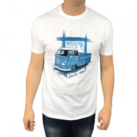 "Camiseta ""Combi Pick-up"" (Blanca)"