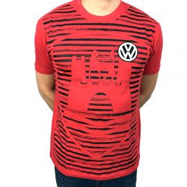 """Camiseta """"WOLFSBURG"""" (Roja)"""