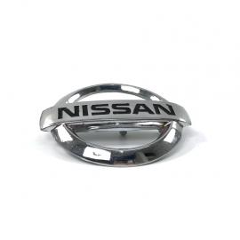 Letrero de Cajuela Nissan Cromado para Platina
