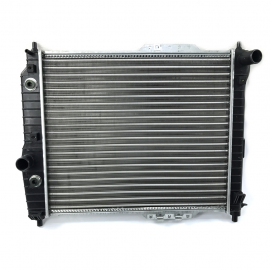 Radiador de Agua de Motor sin Aire Acondicionado con Transmisión Automática para Aveo