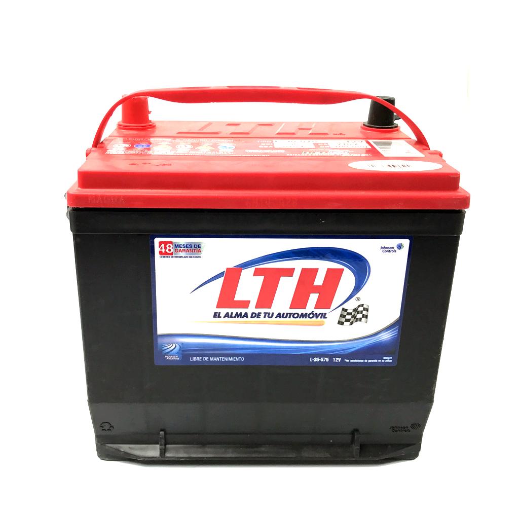 Chevy Santa Fe >> Acumulador L-35-575 LTH - Refaccionaria Mario