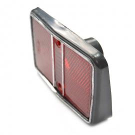 Reflejante Lateral Trasero Rojo sin Socket Mirsa para Caribe