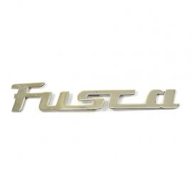 "Letrero ""FUSCA"""