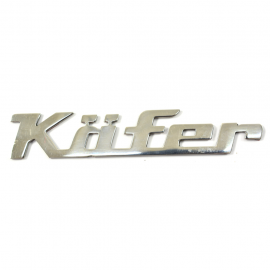 "Letrero ""KAFER"""