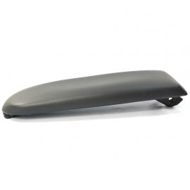 Tapa de Consola con Forro de Vinil Negro Bruck para Golf A4, Jetta A4, Clásico, New Beetle, Passat B5, Polo, Vento, Ibiza MK4
