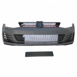 Facia completa para Golf A7 GTI (Incluye Faros auxiliares y Rejillas)