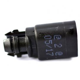 Sensor de Temperatura Ambiental Original para Jetta A6 2.5, Bora 2.5FSI, Polo 1.6, Vento 1.6, Leon 1.4TSI, Ibiza 1.6, Up! 1.0