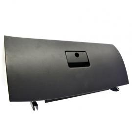 Tapa de Guantera Color Negro con Bisagra Lisa Original para Golf A4, Jetta A4
