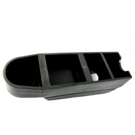 Consola Central Negra Tipo Cantina IAP para VW Sedan