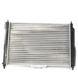 Radiador de Agua de Motor con Aire Acondicionado y Transmisión Automática Herta para Aveo