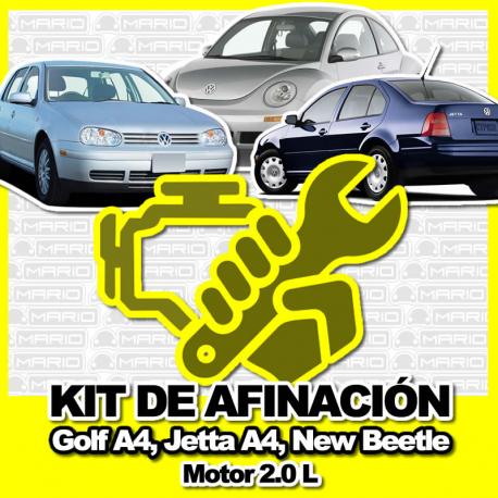 Kit De Afinacion Para Golf A4 Jetta A4 Y Beetle Motores 20 Refaccionaria Mario