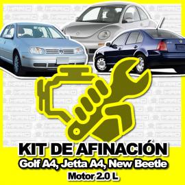 Kit de Afinacion para Golf A4, Jetta A4 y Beetle (Motores 2.0)