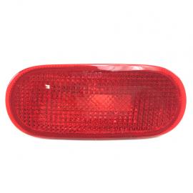 Cuarto Ovalado de Facia Trasera Lado Izquierdo Color Rojo Original para New Beetle