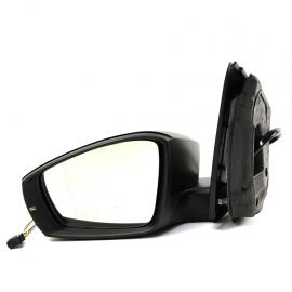 Espejo Retrovisor Izquierdo Eléctrico con Luz Direccional y Desempañante Auto Magic para Polo, Vento