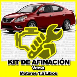 Kit de Afinacion para Versa (Motor 1.6 L)