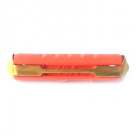 Fusible Tipo Hueso de 16 Amperes Rojo